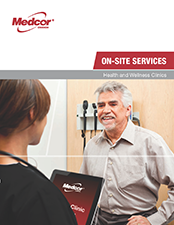 Medcor Canada's Onsite Health Clinics helps employers reduce workers comp costs!
