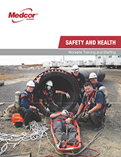 Medcor Canada's Worksite Safety Training Services are helping employers keep employees safe on the jobsite.