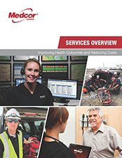 Medcor Canada's Onsite Health Clinics, Injury Triage, and Safety Services are helping employers reduce costs nationwide!